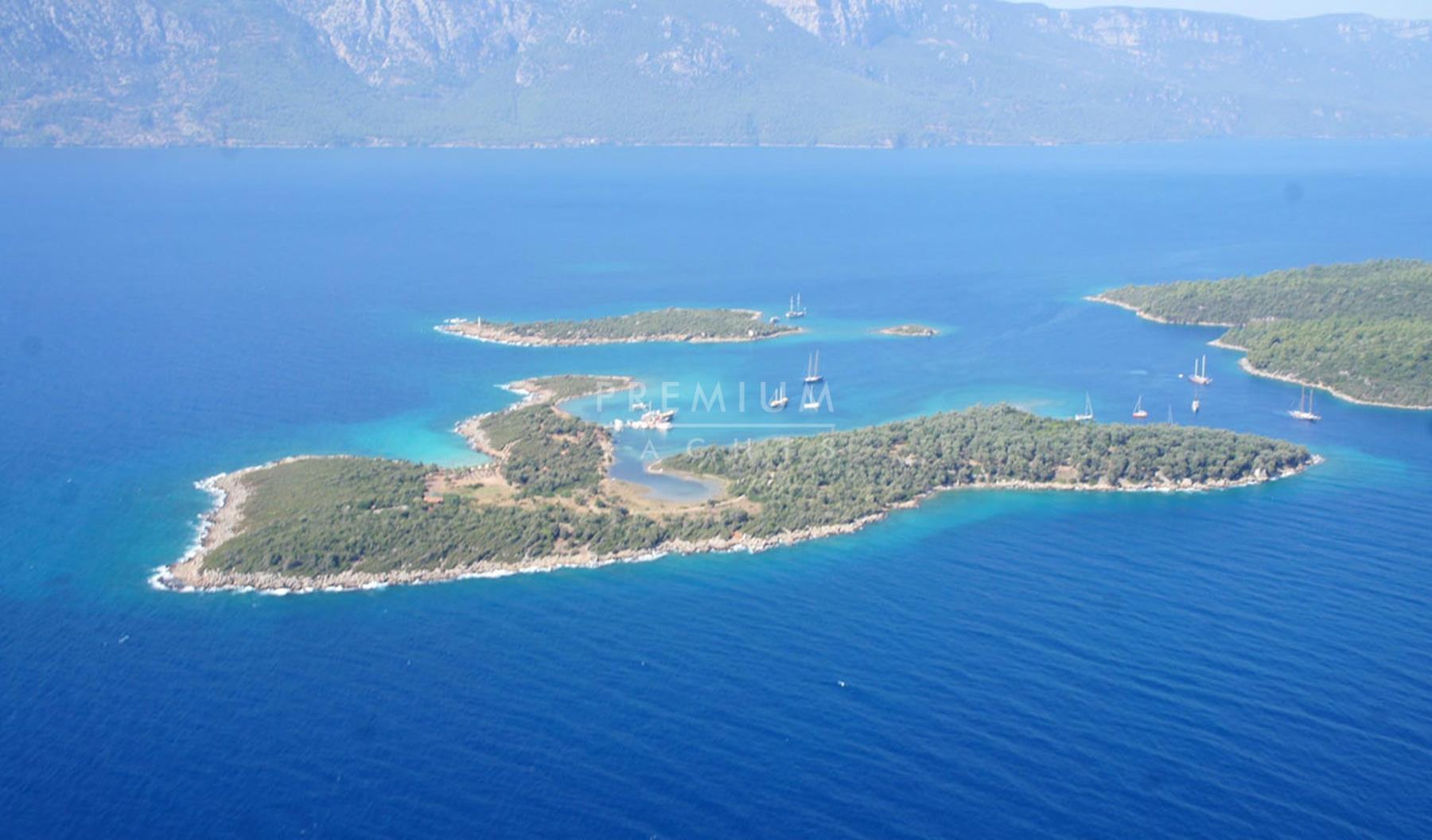 Sedir island, Cleopatra