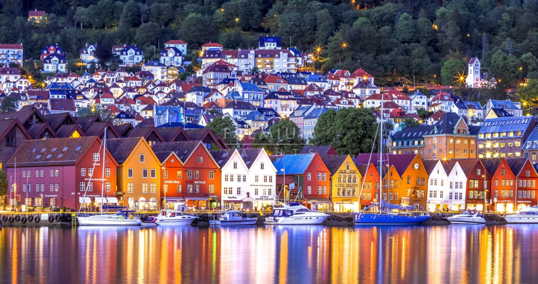 Heading to Bergen